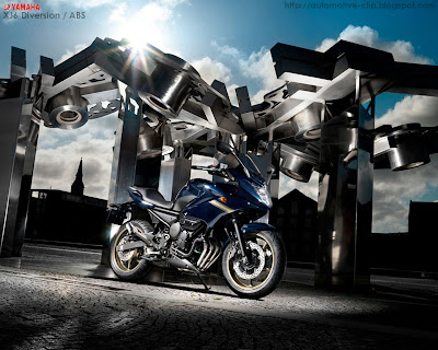 wallpapers yamaha. 2009 Yamaha XJ6 Motor Sport