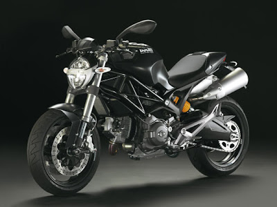 2010 Ducati Monster Top Wallpaper