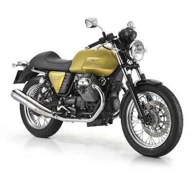 2009 Moto Guzzi V7 Cafe
