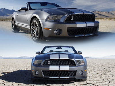 2007 Ford Mustang Shelby Gt500 Convertible. 2010 Ford Mustang Shelby GT500