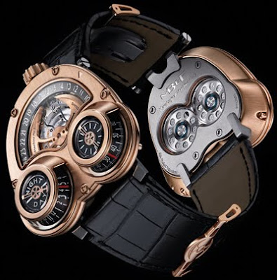 MB&F - Horological Machine 3 @ sweetassugarman.blogspot.com