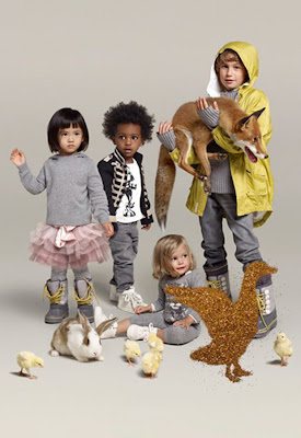 Stella McCartney for Gap Kids @ sweetassugarman.blogspot.com