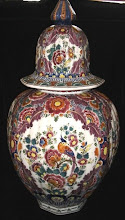 Largest Velsen vase of the collection