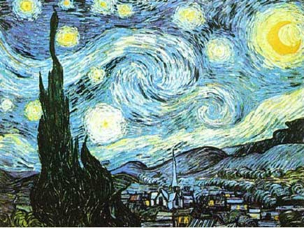 starry night vincent van gogh essay Read this full essay on art criticism on vincent van gogh's starry night van gogh's starry eyes brings out a starry nightvincent van gogh's starry night is.