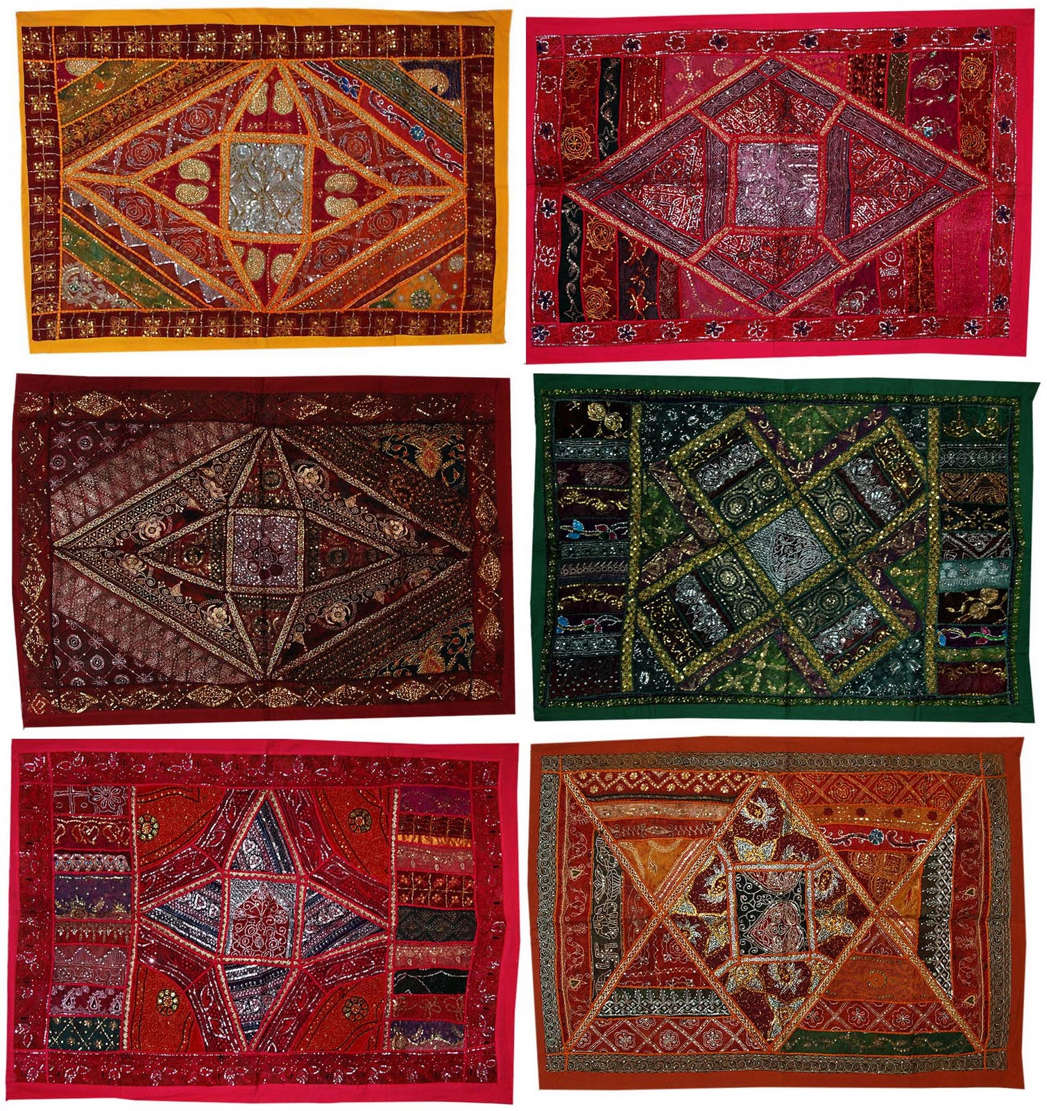 Comindian Wall Hanging Designs : indian wall hangings indian wall tapestry handmade wall hangings from ...