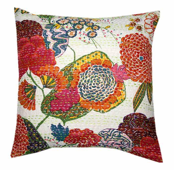 Soft furnishing handmade bedroom decor cushion covers for Handmade decorative items for bedroom