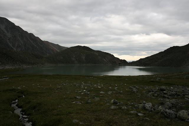Озеро Эхой