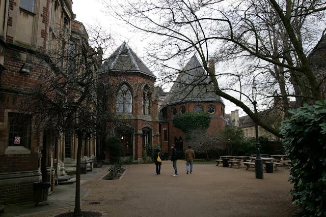 Библиотека Оксфорд