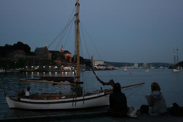 Набережная Осло
