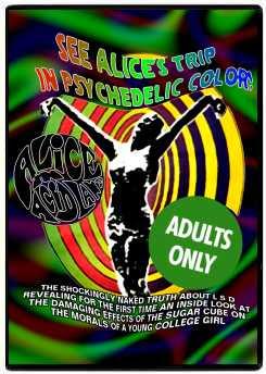 Alice in acidland 1968 full movie - 3 part 2