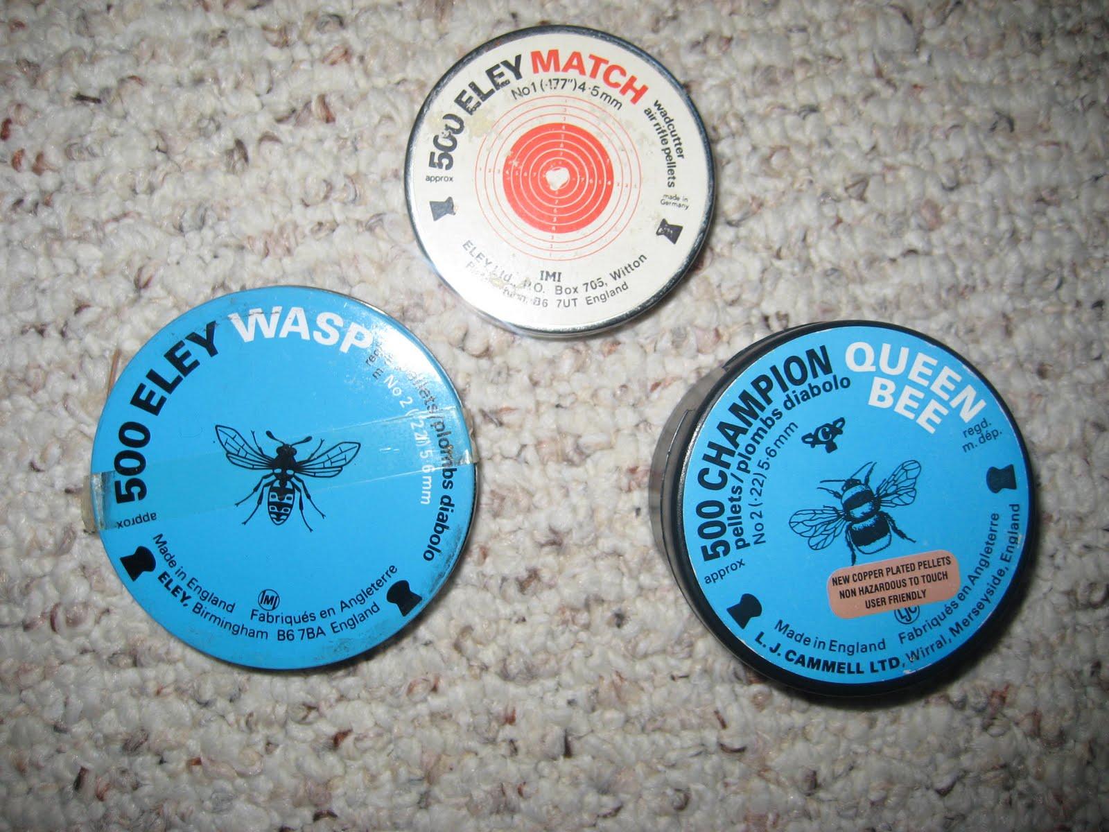 North american airguns pick a pellet for Queen pellet