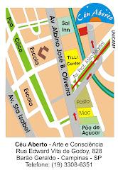 Mapa do Céu Aberto