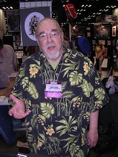 Gary Gygax at Gen Con 2007