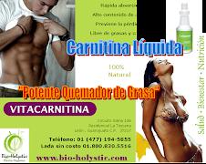 L-Carnitina (Líquida)