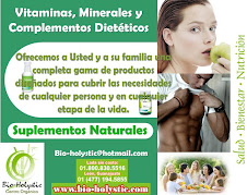Suplementos Naturales