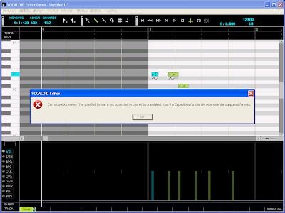 Win7のXP Mode上で動か<br />すと、エラーに…