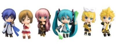 ねんどろいどぷち Vocaloid #01