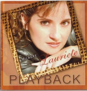 LAURIETE-MILAGRE-PLAYBACK