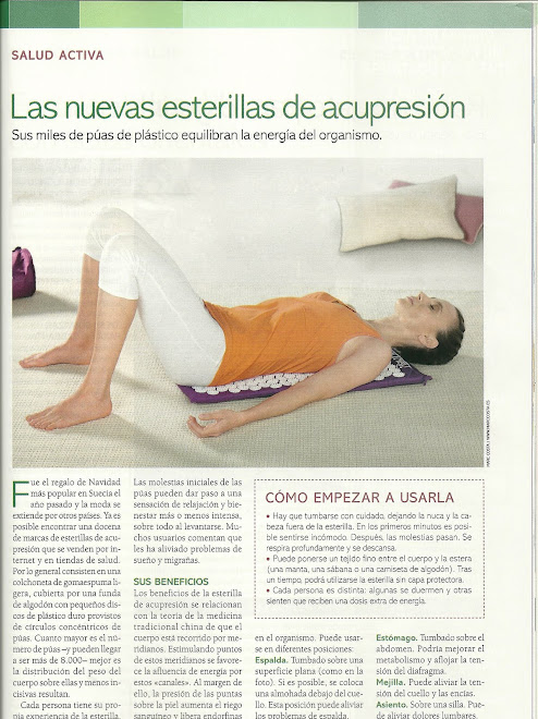 Cuerpo Mente Noviembre 2010
