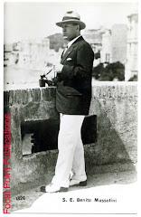 Benito Mussolini - Italy 1920-1944