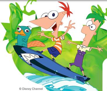 Phineas y Ferb » Calusari Animaciones Infantiles