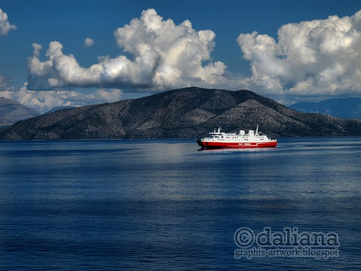 Holiday Island Ferry Annoumcement