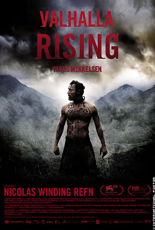 valhalla rising poster french. I was a bit confused about what was going on