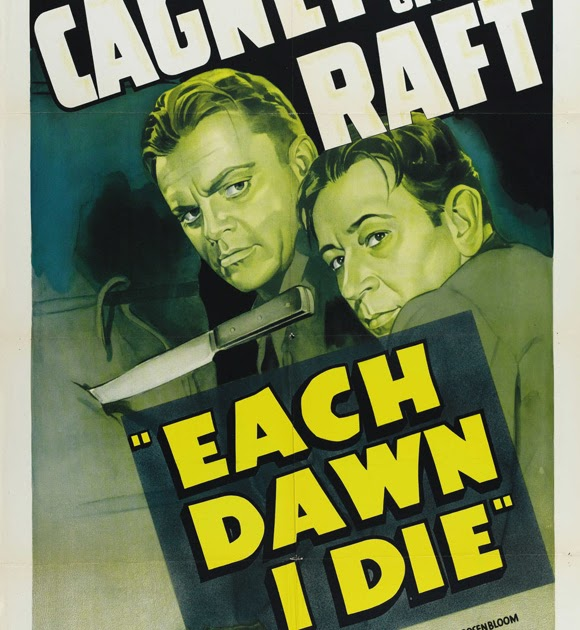 Each dawn I die James Cagney movie poster print 2