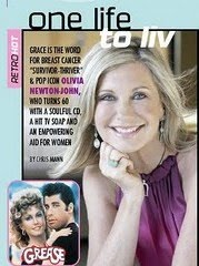 olivia newton-john interview
