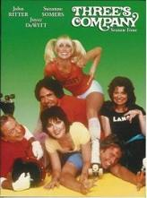 Three's Company Season 4 DVD (liner notes and featurettes by chris mann)