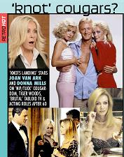 Joan Van Ark and Donna Mills Q&A