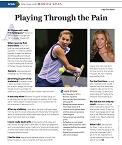 Monica Seles interview