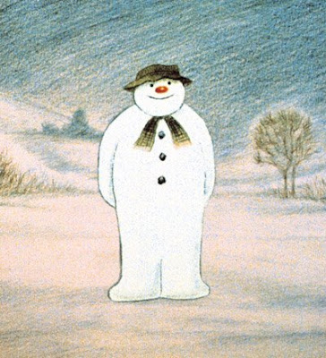Of of my favorite holiday treats is a magical half-hour called THE SNOWMAN