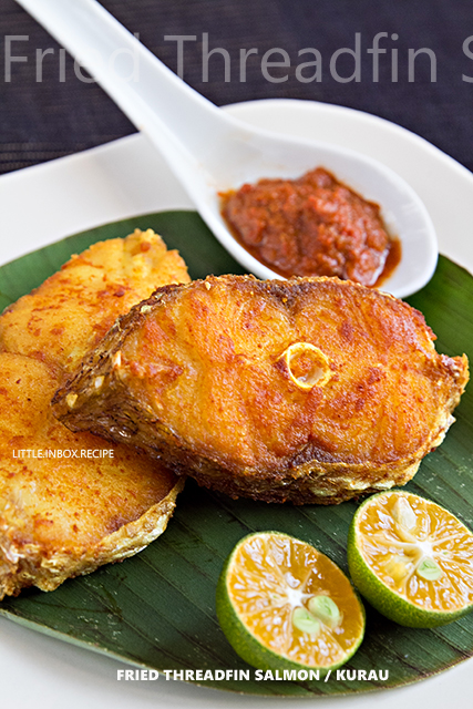 calories in fried fish