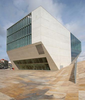 Arquitectura espectacular casa de la musica oporto - Casa de la musica oporto ...