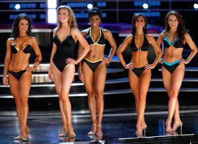 Miss America Swimsuit