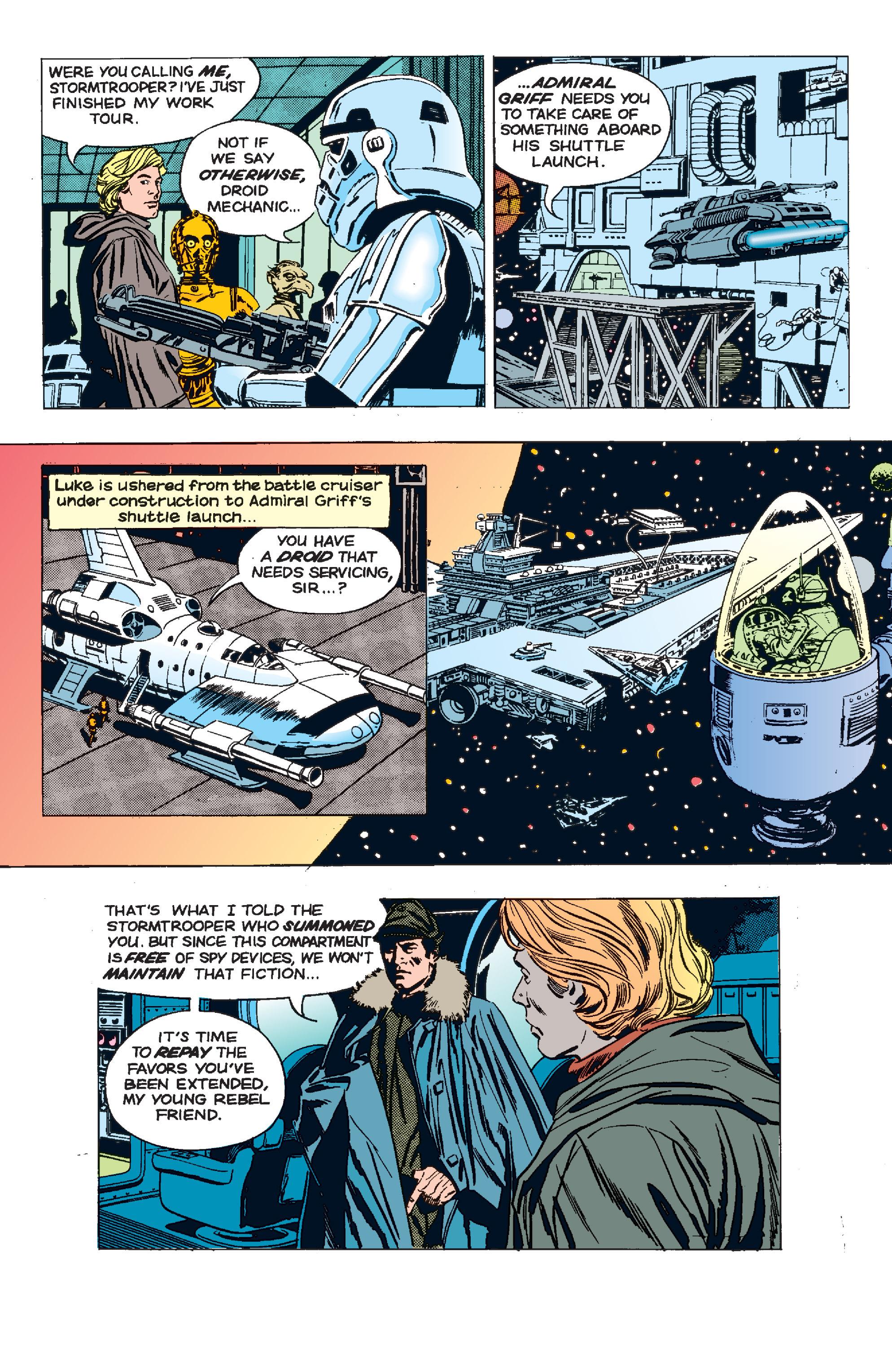 Classic Star Wars #3 #3 - English 21
