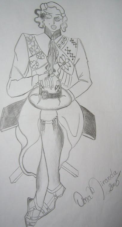 O Feminino no Cangaço- Maria Bonita