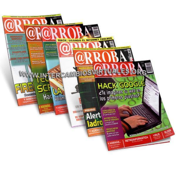 Revista @rroba Colección