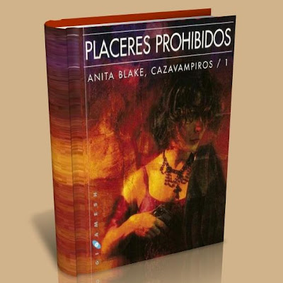Recomienda un libro Placeres+Prohibiods+,+Anita+Blake
