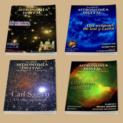Revistas de Astronomía Digital