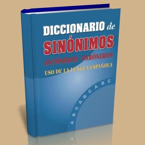 Diccionario Lexus de sinónimos, antónimos y parónimos ... - photo#3