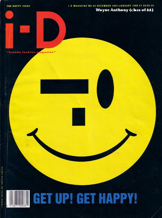 The history of acid house id magazine 1988 get up get happy for Acid house history