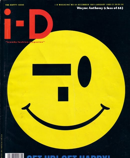 The history of acid house id magazine 1988 get up get happy for Acid house music 1988