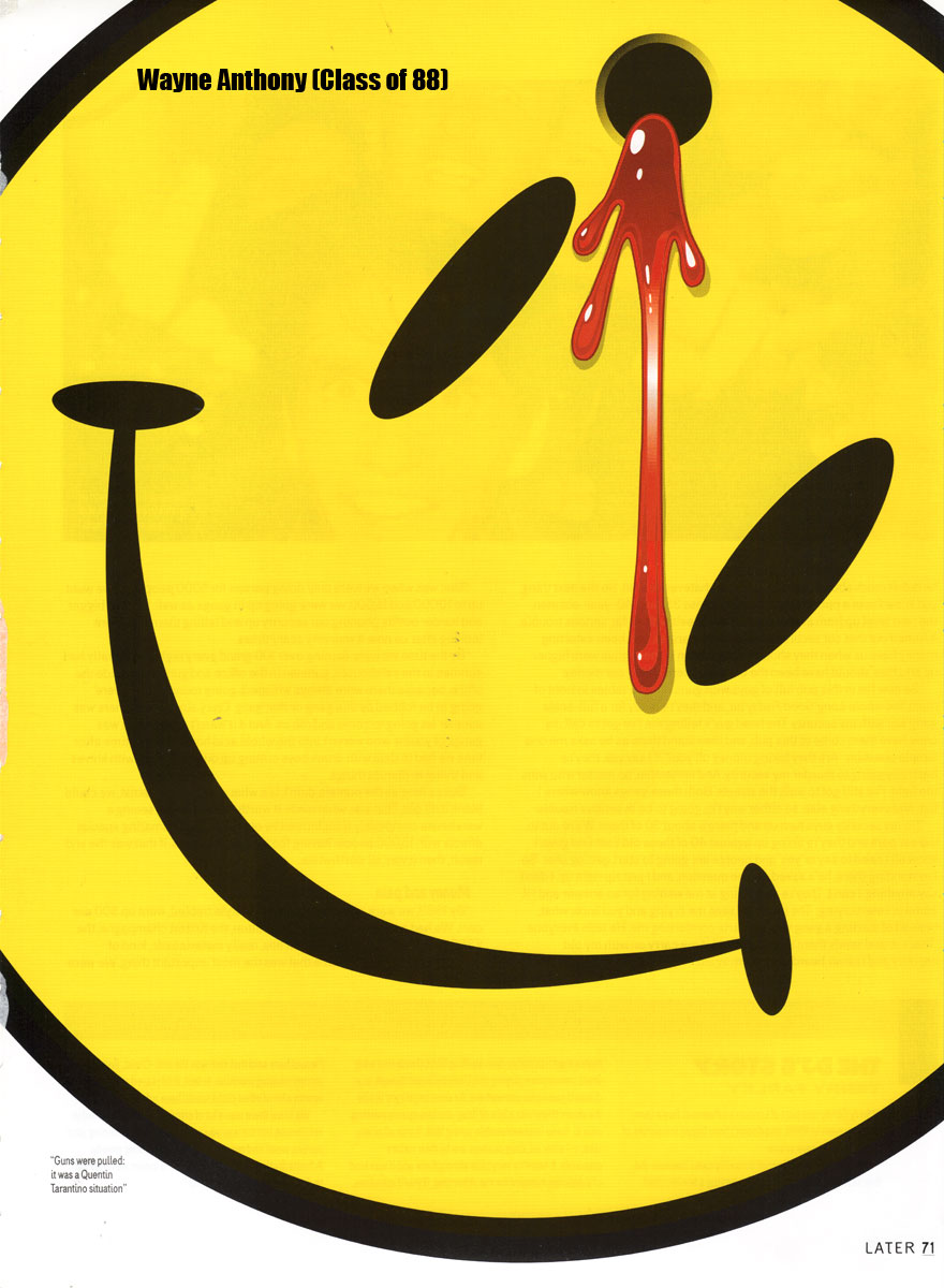The history of acid house later magazine interview for Acid house history