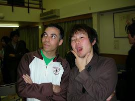 Me and Daichan