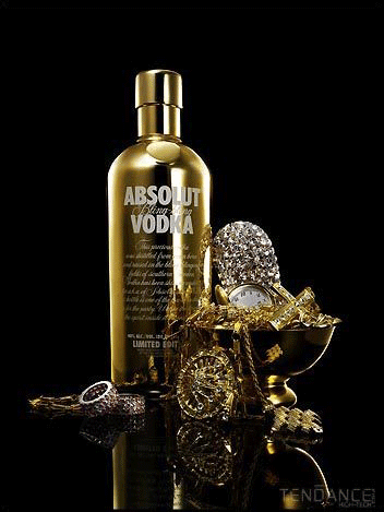 Absolut BLING-BLING