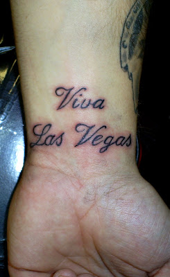Viva Las Vegas C Evilution Tattoos Las Vegas Nevada