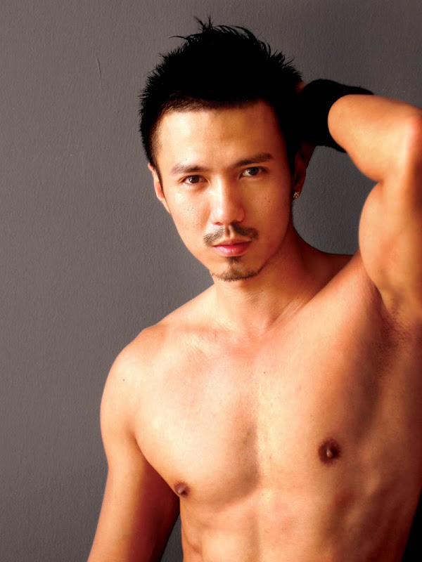 M.... asian model and actor Dagmar