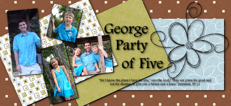George Party of Five